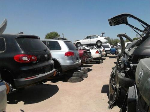 Piezas, motores, transmisiones, autopartes y refacciones Volkswagen