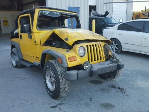 Venta De Motores Para Jeep Wrangler