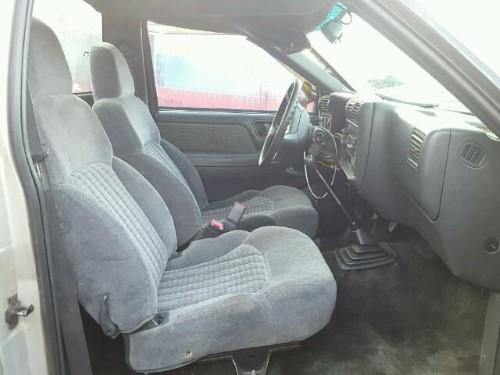 Asientos Para Chevrolet S on 1994 Chevrolet S10 Blazer