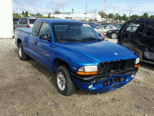 venta de cofres dodge dakota