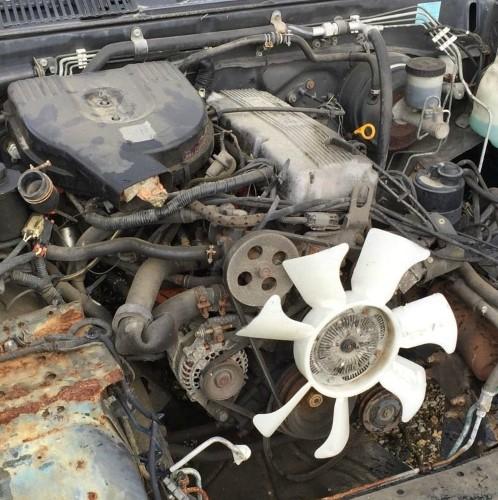 Motor De Nissan Pick Up