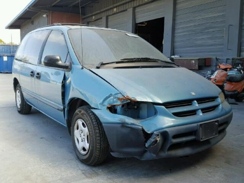 Venta de motores para dodge caravan for Compro puertas usadas