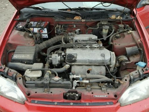 Venta de motores de honda civic 1994 for Motores honda civic usados