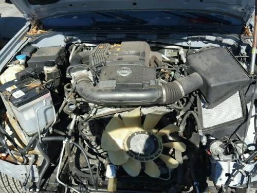 Venta de Accesorios y Motores Nissan Frontier.