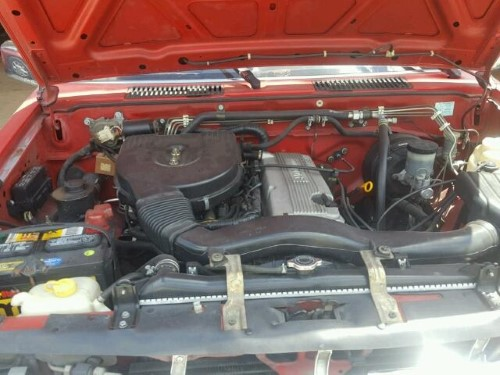 Motores Para Nissan Pick Up
