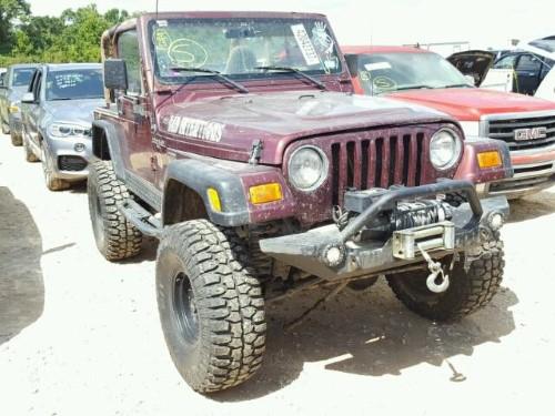 Venta de Parabrisas para Jeep Wrangler