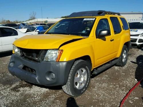 Transmisiones Para Nissan Xterra En Venta