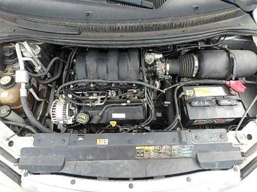 Cuantos soportes de motor tiene una windstar