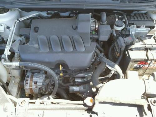 Venta de motores para Nissan sentra.