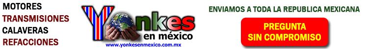 Yonkes en México