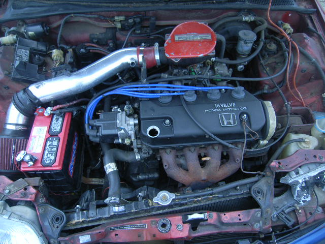 Motor Honda Civic Dx Cilindros Litros