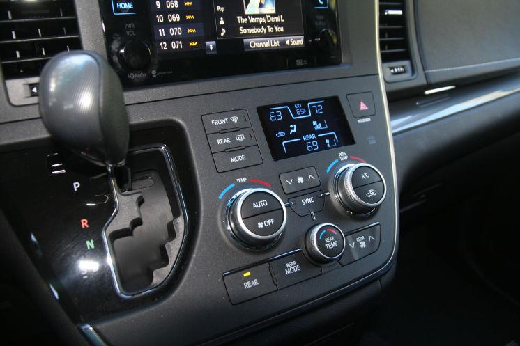 Toyota Sienna Palancas De Velocidades