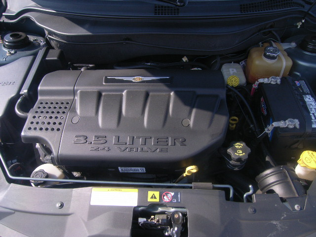 Motor Chrysler Pacifica Cil