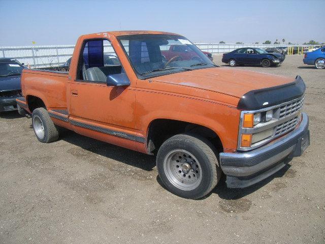 Camioneta Chevrolet C1500 entre el año 1985 a 1989