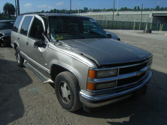 Camioneta Chevrolet Tahoe 1999