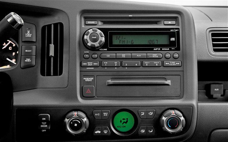 Honda Ridgeline Estereos