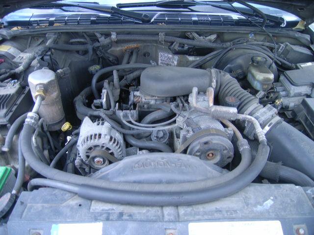 Motor Chevrolet Bleazer Cil on Firing Order Diagram 1999 Chevy Blazer 4 3