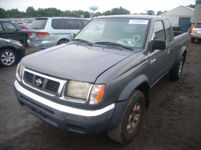 Venta de Motores y Partes de Colision Nissan Frontier 2000.