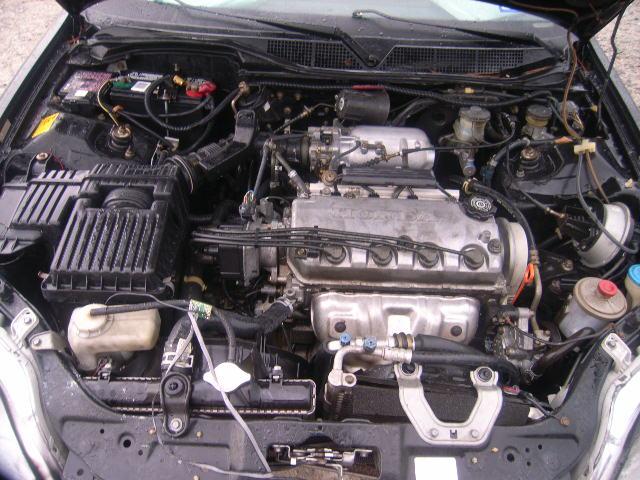 Motor Honda Civic Cx 4 Cilindros 1 6 Litros 1997