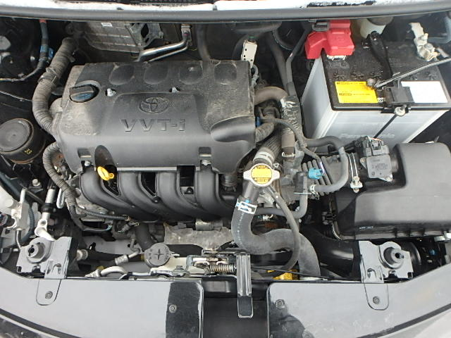 Toyota Yaris Motores