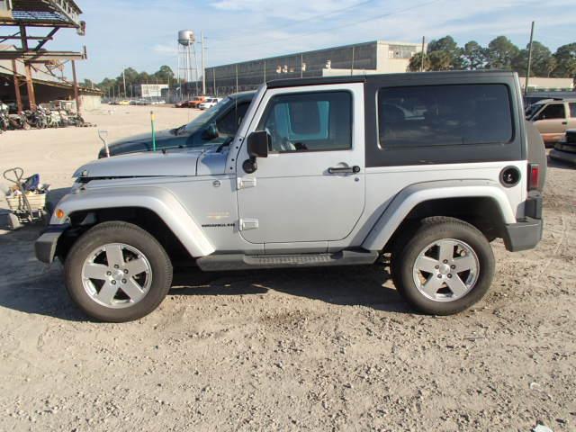 Venta de Puertas para Jeep Wrangler