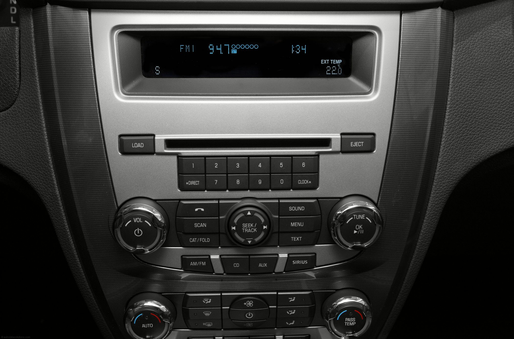 Estereos Originales En Venta Para Ford Fusion