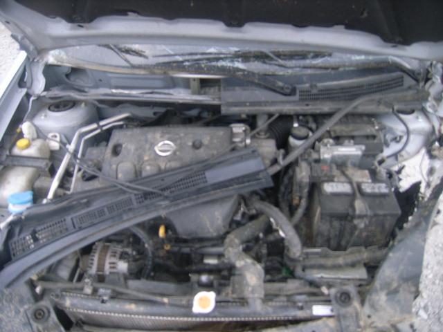 Partes del cofre de un carro