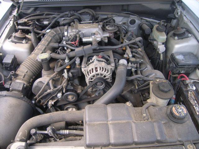 Venta De Motores Y Accesorios Ford Mustang 2000