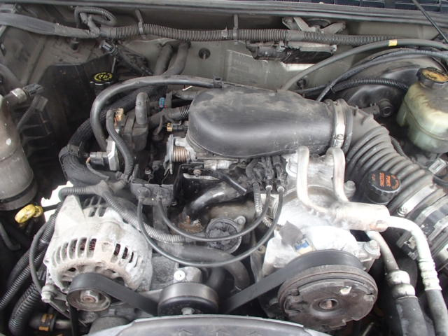 Licuadoras Chevrolet on 1994 Chevrolet S10 4 3 Motor