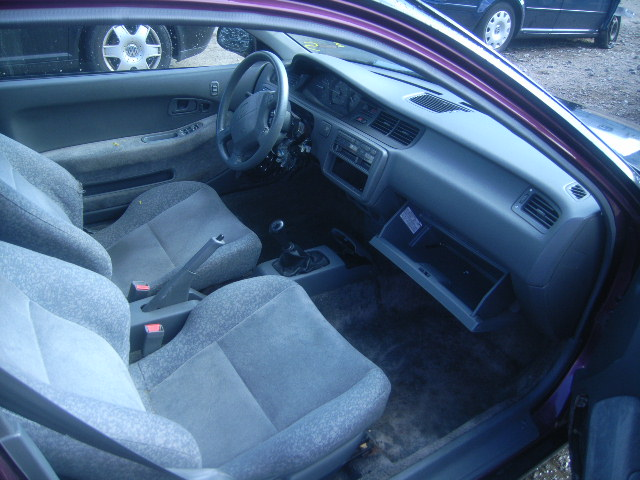 Venta De Refacciones Y Accesorios Honda Civic 1993