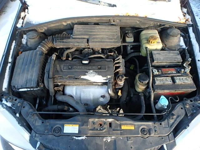 Suzuki Forenza Diagrama Del Motor